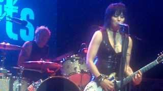 """Little Liar"" Joan Jett & The Blackhearts@York Fair York, PA 9/13/11"