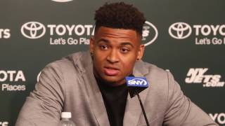 Jets Jamal Adams talks NJ, NYC