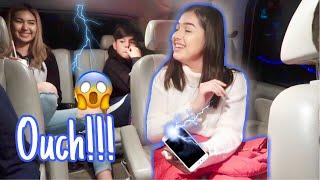 Hilarious iPhone Shock Prank!!!