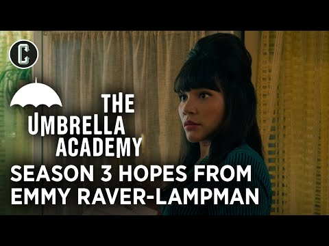 Umbrella Academy Season 3: Emmy Raver-Lampman's Hopes for Allison