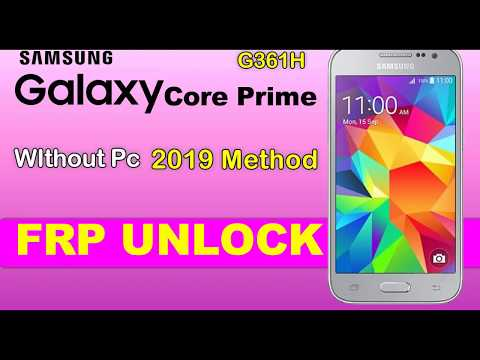 Video dan mp3 New Method Bypass Google Account Samsung With Out Otg