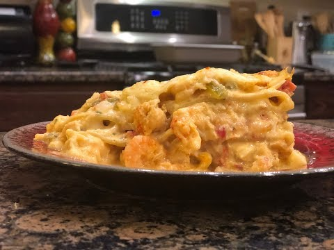The Ultimate Seafood Lasagna by The Cajun Ninja