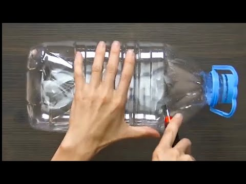 3 IDEAS con material reciclado/The Best Out Waste