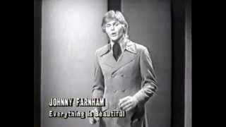 Johnny Farnham - Everything is Beautiful (Hit Scene - 1971)