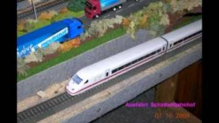 preview picture of video 'Digitale Modelleisenbahn - Snoopy-Town von K+K'