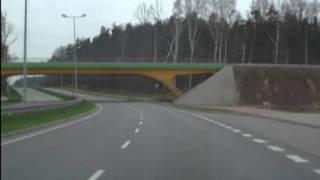 preview picture of video 'Piotrków Trybunalski wiosną / Poland'