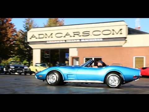 Video of '73 Corvette - JRGH