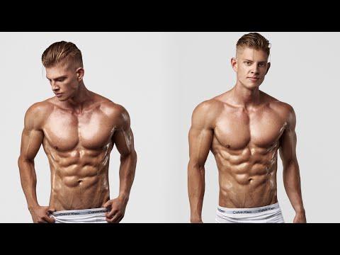 La photo des débutants le bodybuilding