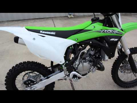 $4,349:  2015 Kawasaki KX 85 KX85 Overview and Review