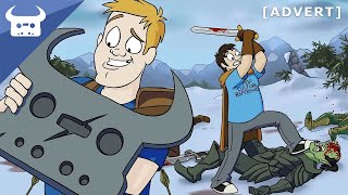 RETURN TO SKYRIM | Dan Bull & Harry Partridge