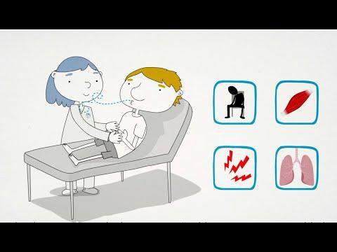 Fisioterapia en Esclerosis Lateral Amiotrófica