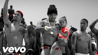 Chris Brown - 500 WAYZ (Soulja Boy DISS) ft. Young Lo & Young Blacc (Music Video)