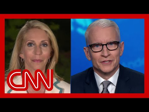 Dana Bash to Anderson Cooper: Trump insisting he had a great night