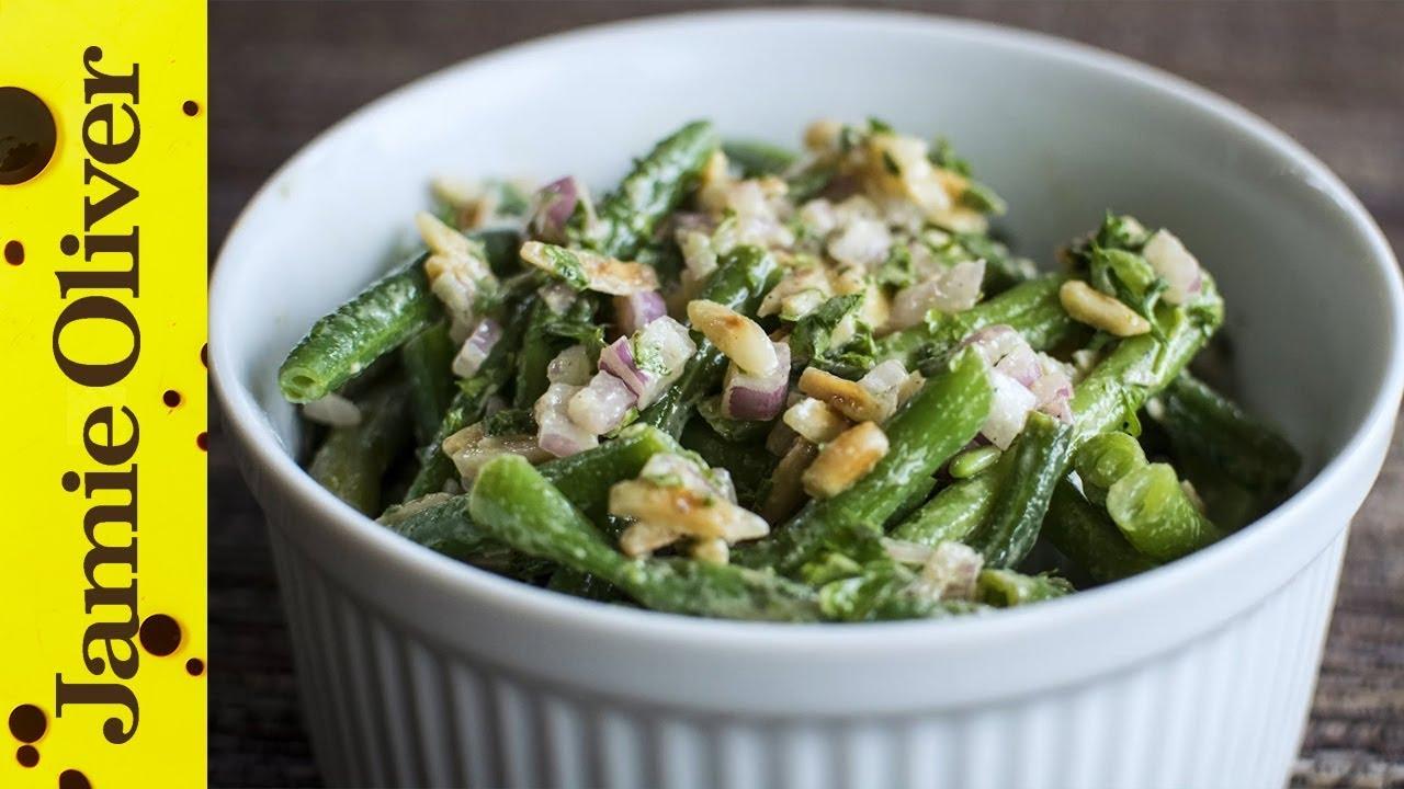 Green bean salad: Amber Kelley