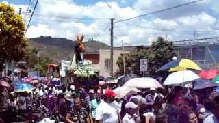 preview picture of video 'Vía Crucis de Viernes Santo. San Marcos, San Salvador 2015 (3)'