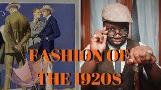 Fashion Of The 1920s | Mens Fashion
