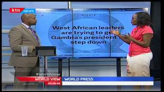 World View 14th December 2016 - International Headlines with Trix Ingado