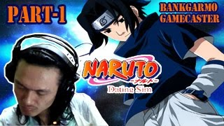 """เกมส์จีบหนุ่มนารุโตะ! รักต้องตบ! ซากุระผู้ใฝ่หาความรัก ;w;"""":- Naruto Dating Sim (จีบซาสึเกะ #1)"""