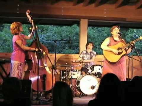 Jonah's Whale on the Wildflower Open Stage at Planet Bluegrass