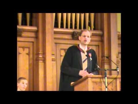 Boys' Division Headmaster's Prizegiving Address Closing Remarks