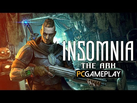 Gameplay de Insomnia: The Ark