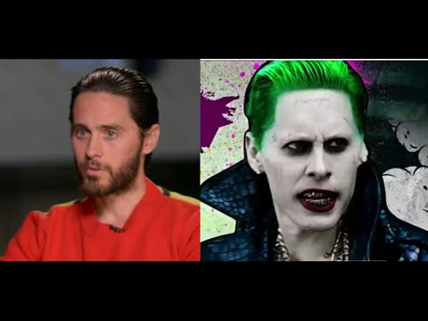 Suicide Squad   Jared Leto on Playing Joker