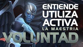 ENTIENDE, UTILIZA y ACTIVA la maestria VOLUNTAD! | Marvel Batalla de Superhéroes