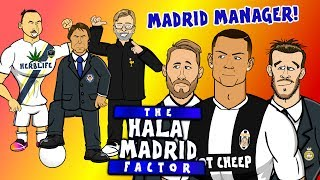 Download Video The Hala Madrid Factor - MADRID's NEW MANAGER! (feat Zlatan, Conte, Klopp, Wenger, Mourinho+more!) MP3 3GP MP4