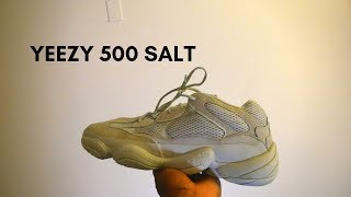 stockx 500 salt