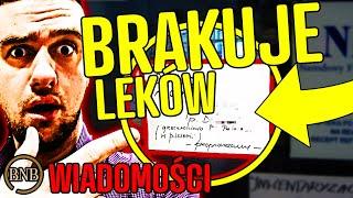 PILNE! W Polsce ZABRAKNIE LEKÓW! Indie KOŃCZĄ PRODUKCJĘ | WIADOMOŚCI