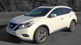 2015 Nissan Murano: Review