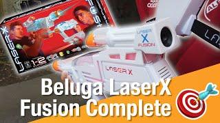Beluga Laser X Fusion - Vorstellung und Test | Hertie