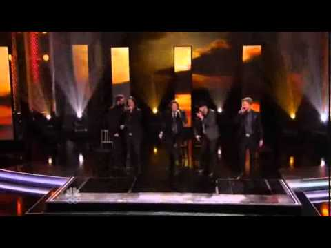 """Finale Night Performance - Home Free - """"I Want Crazy"""" By Hunter Hayes - Sing Off 4"""