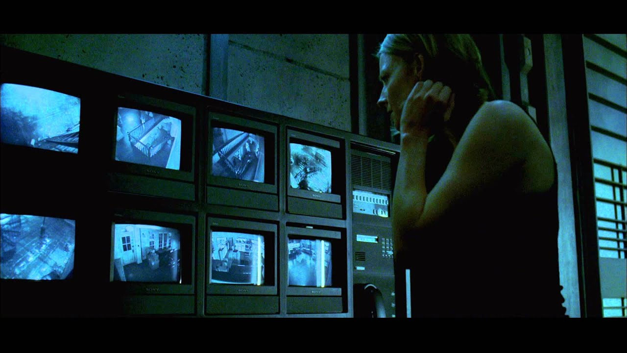 Trailer för Panic Room