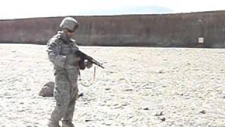 AK 47 Afghanistan