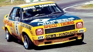 1975 Bathurst 1000, Peter Brock final lap