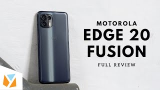 Motorola Edge 20 Fusion Unboxing and Full Review