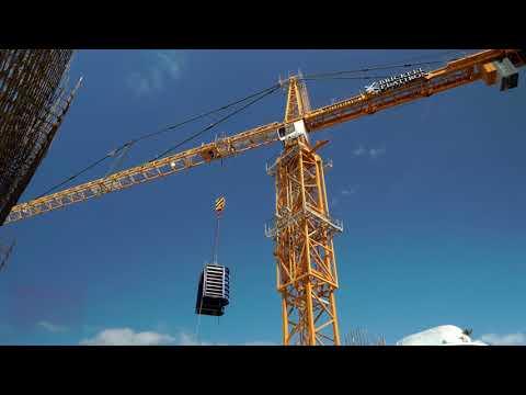 Tower Crane Operator & Inspector Training Course - YouTube