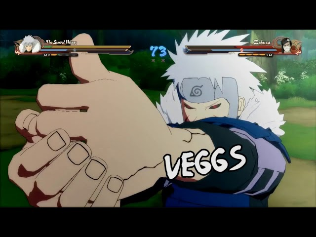 Naruto Ultimate Ninja Storm 4 Tournament! AI vs AI!