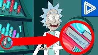 10 Things You Missed in Rick and Morty Season 3