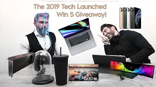 The Best 2019 Technology Launched With Giveaway!