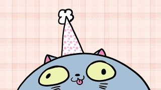 Theres A Cat Licking Your Birthday Cake - 1 Hour Version