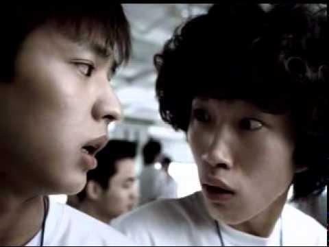 Korean CF 박카스: 신체검사 (Bacchus. 2003)