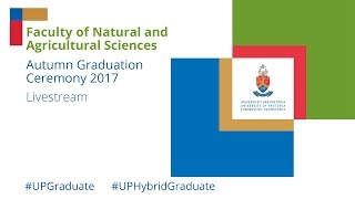 WATCH: Faculty of Natural and Agricultural Sciences Graduation Ceremony UPGraduate