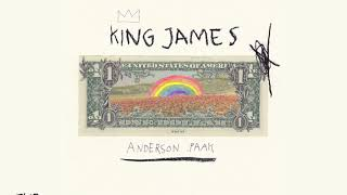 Anderson Paak King James