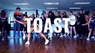 TOAST   Koffee | Beckie Hughes & Nate Samp Choreography