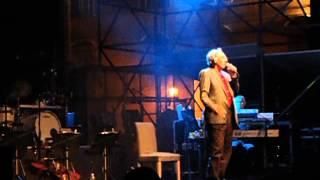 Magic shop + L'animale - Franco Battiato - Live Ascoli Piceno 31-07-2011
