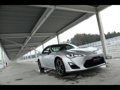 2013 Scion FR-S Drifting - The best Toyota in 20 years is actually a Scion