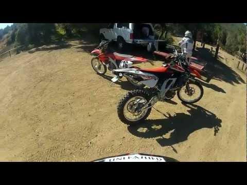 APRILIA RXV 550 TEST IN WILDOMAR CA