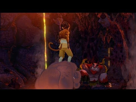 Monkey King™ Trailer | Digital Domain Original thumbnail